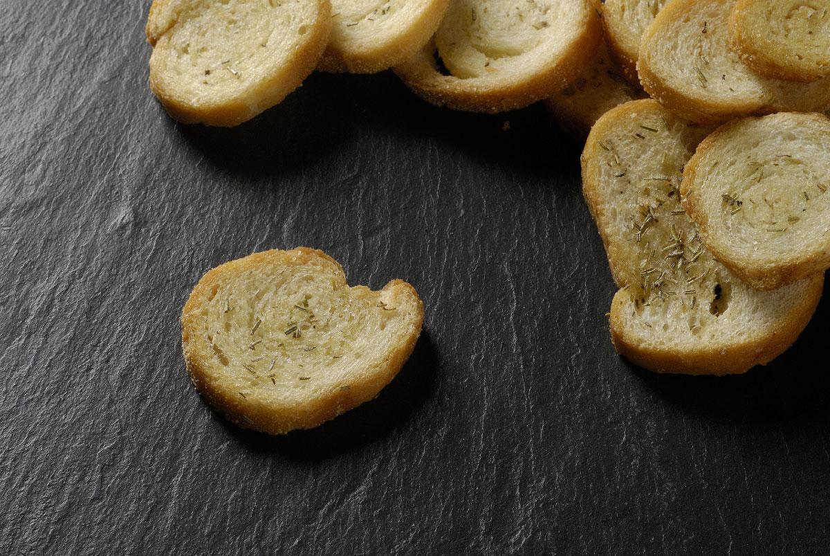 Crostini Integralbianco | Panificio Morelli